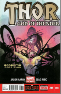 Thor: God Of Thunder (2013) #008
