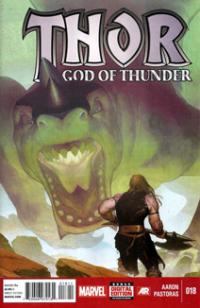 Thor: God Of Thunder (2013) #018