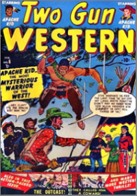 Two Gun Western (1950) #006