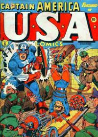 U.S.A. Comics (1941) #006
