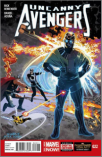 Uncanny Avengers (2012) #022