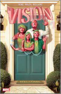 Vision (2016) #001