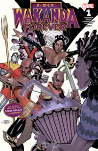 Wakanda Forever: X-Men (2018) #001