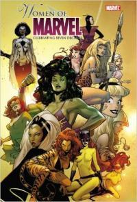 Women of Marvel: Celebrating Seven Decades Omnibus (2011) #001