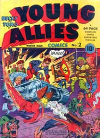 Young Allies Comics (1941) #002