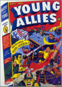 Young Allies Comics (1941) #003