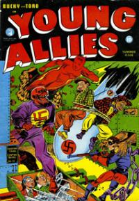 Young Allies Comics (1941) #004