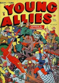 Young Allies Comics (1941) #005