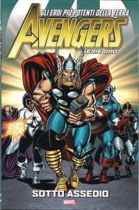 Avengers Serie Oro (2015) #013