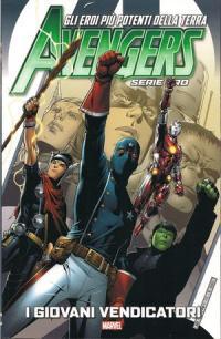 Avengers Serie Oro (2015) #018