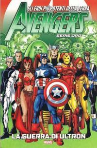 Avengers Serie Oro (2015) #004