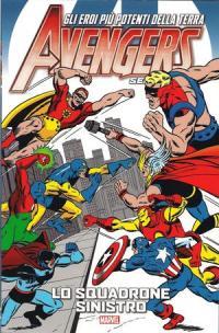 Avengers Serie Oro (2015) #008