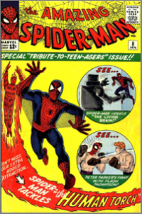 Amazing Spider-Man (1963) #008