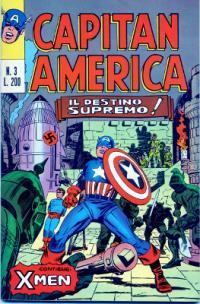 Capitan America (1973) #003