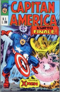 Capitan America (1973) #005