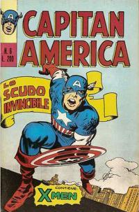 Capitan America (1973) #006