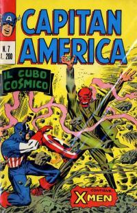 Capitan America (1973) #007