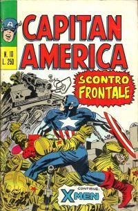 Capitan America (1973) #010