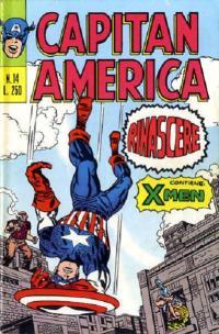 Capitan America (1973) #014