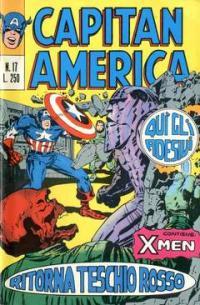 Capitan America (1973) #017