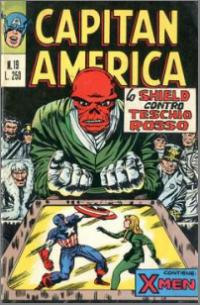 Capitan America (1973) #019