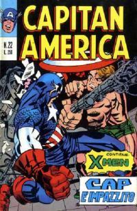Capitan America (1973) #022