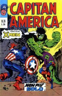 Capitan America (1973) #026