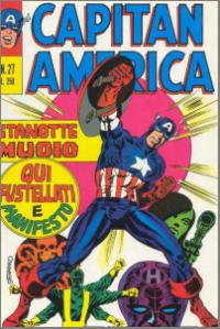 Capitan America (1973) #027