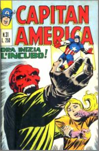 Capitan America (1973) #031