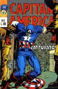 Capitan America (1973) #041