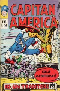 Capitan America (1973) #043