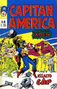 Capitan America (1973) #046