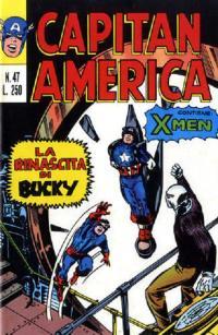 Capitan America (1973) #047