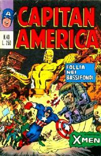 Capitan America (1973) #049