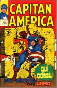 Capitan America (1973) #050