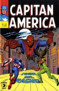 Capitan America (1973) #051