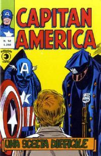Capitan America (1973) #052