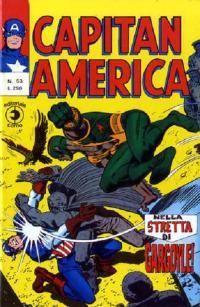 Capitan America (1973) #053