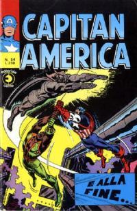Capitan America (1973) #054