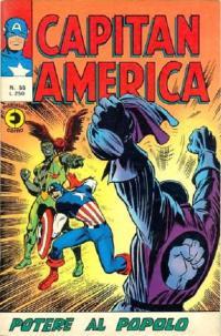 Capitan America (1973) #055