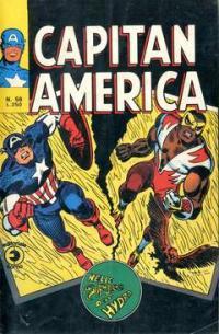 Capitan America (1973) #056