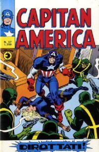 Capitan America (1973) #057