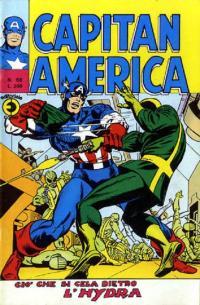 Capitan America (1973) #059