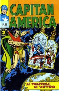 Capitan America (1973) #062