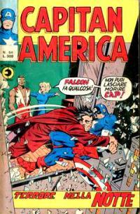 Capitan America (1973) #064