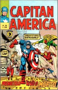 Capitan America (1973) #066