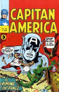 Capitan America (1973) #070