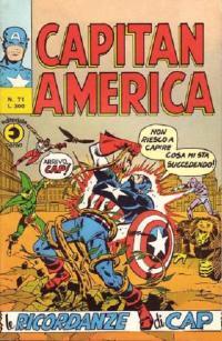 Capitan America (1973) #071