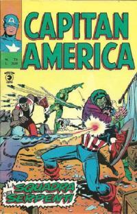 Capitan America (1973) #075