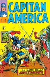 Capitan America (1973) #078
